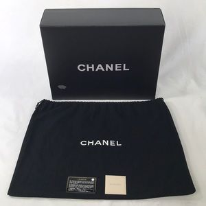 CHANEL Bags - Chanel GST Caviar Leather Navy Blue.